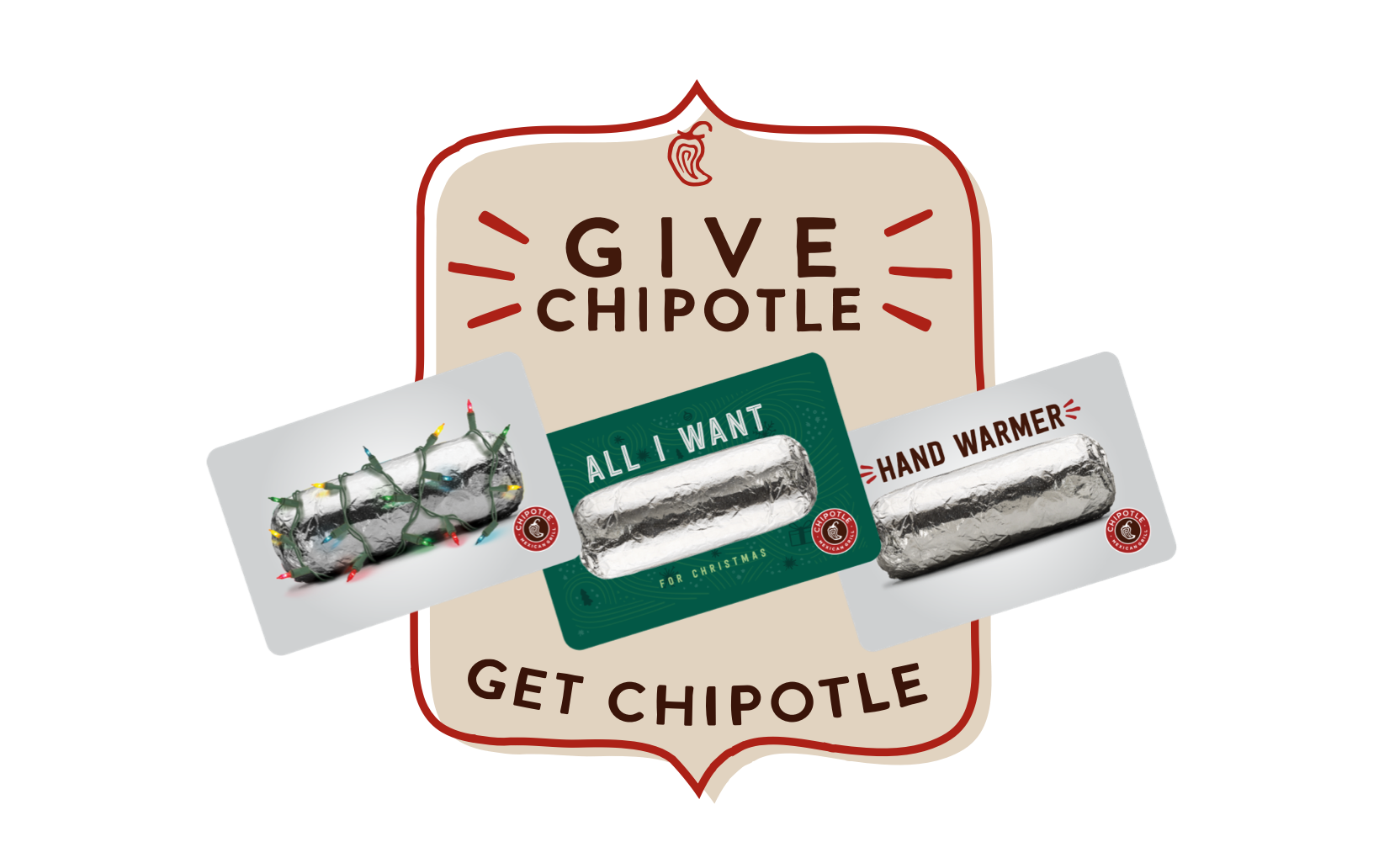 Gift Card Bogos Christmas 2020 Chipotle — Holiday Gift Cards